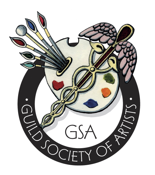 Guild Society of Artists Logo