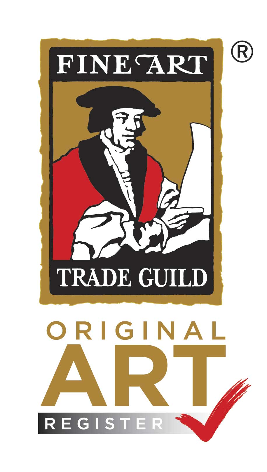 Original Art Register Logo
